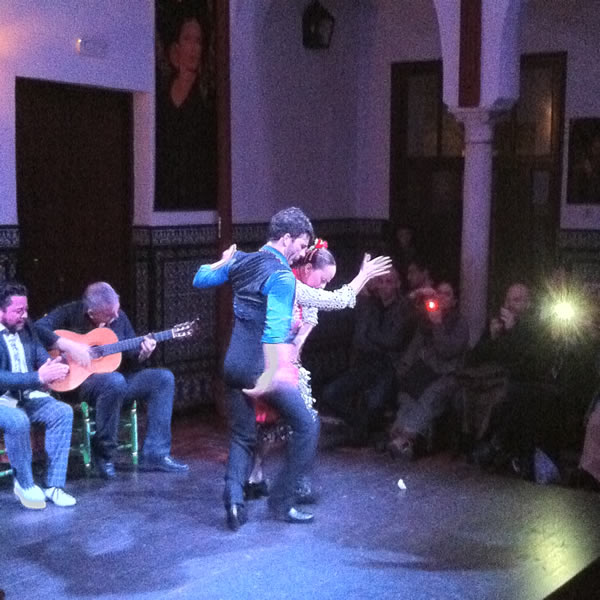 sevilla flamenco show dansen workshop