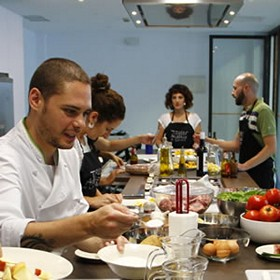 sevilla tapas koken kook workshop eten